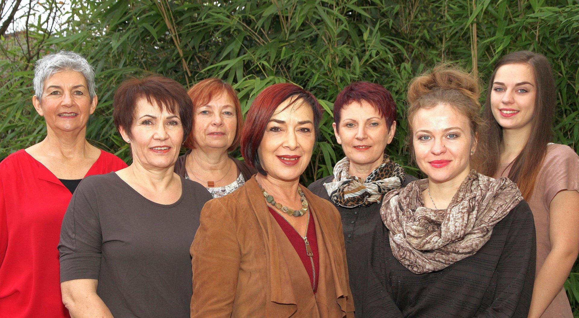 Das Team der Beautyfarm Bel Etage